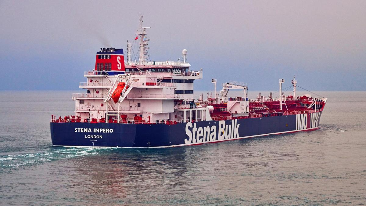 Oil prices rise following Iran's seizure of British-flagged tanker