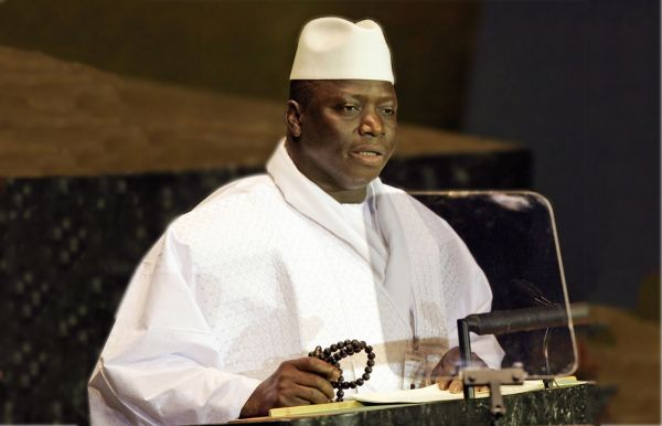 Jammeh Stole $50m State Funds-Gambian Justice Minister