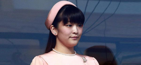 •Japan's Princess Mako