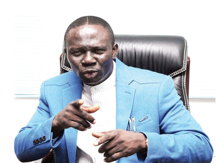 •Spokesman of the R-APC, Kashim Afegbua