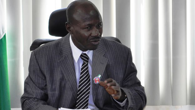 •EFCC Acting Chairman Magu