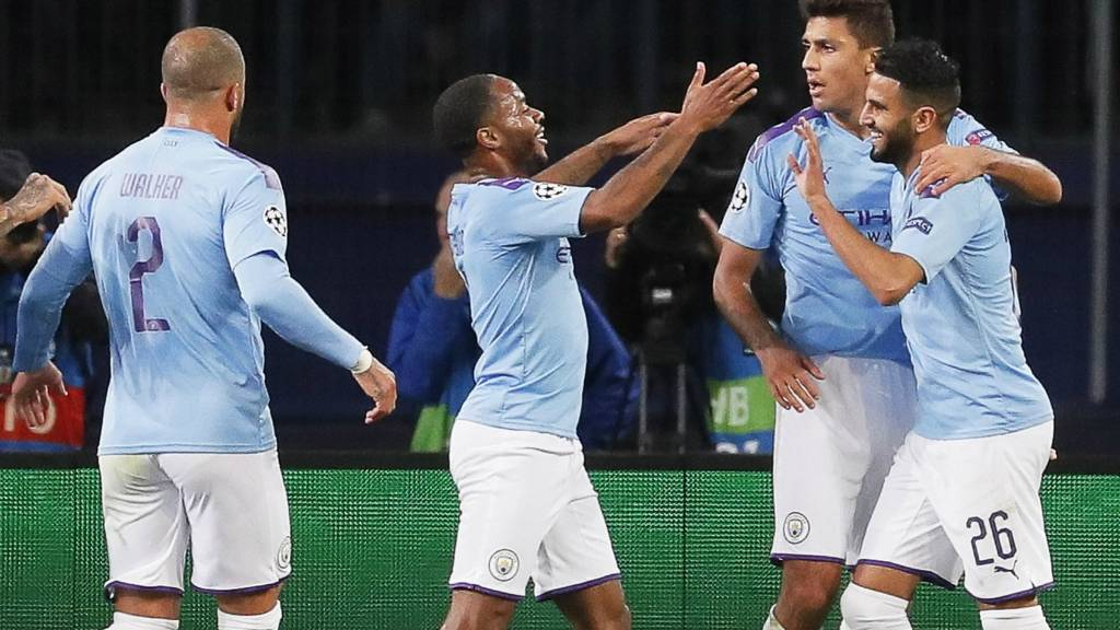 Champions League: Man City win convincingly in Shakhtar, PSG beat Real
