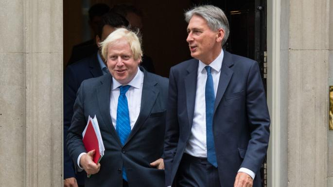 UK Finance Minister says he'll quit if Johnson becomes PM