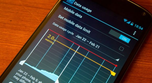 5 ways to maximise your mobile data usage