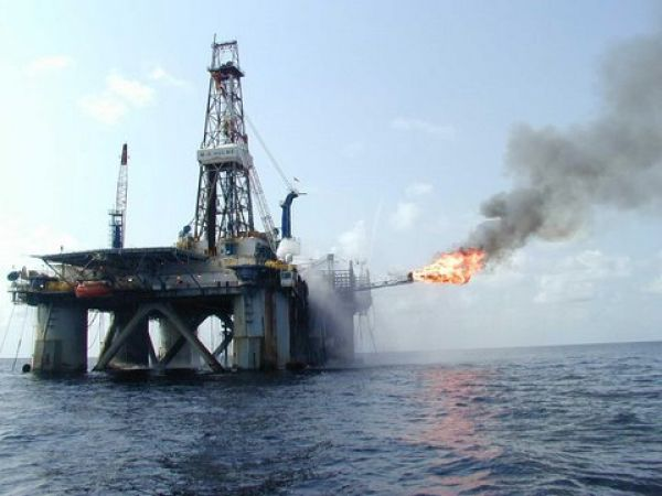 Image result for oil rig in nigeria pictures