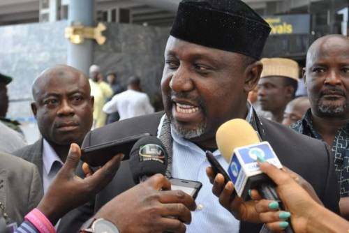 Imo Gov Race: Okorocha raises alarm over alleged fake court order