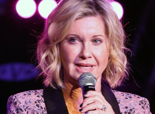 Music superstar Olivia Newton-John diagnosed with cancer for the third time