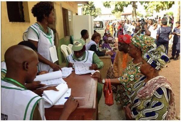 Low voters' turnout, malfunctioning card reader mar Kwara by-election