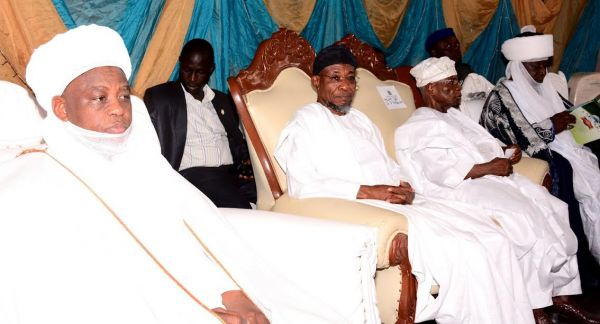 Sultan of Sokoto, Emir of Ilorin, Aregbesola, others pray for Buhari