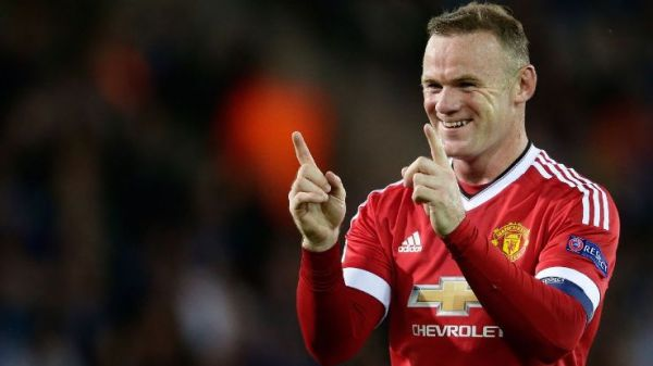 Setback for Liverpool's title challenge, Rooney breaks United record