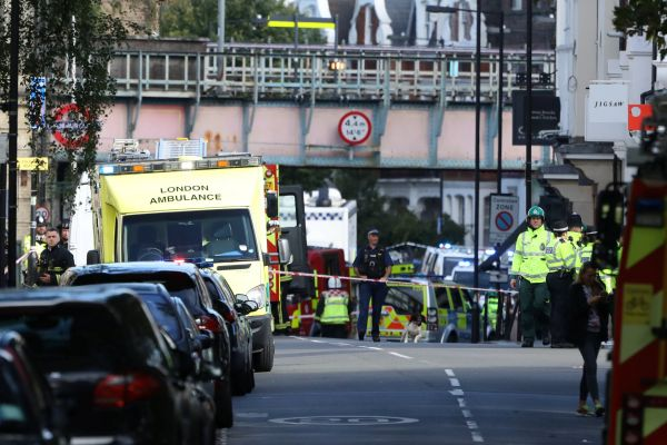 Second suspect in London bombing falls into police net