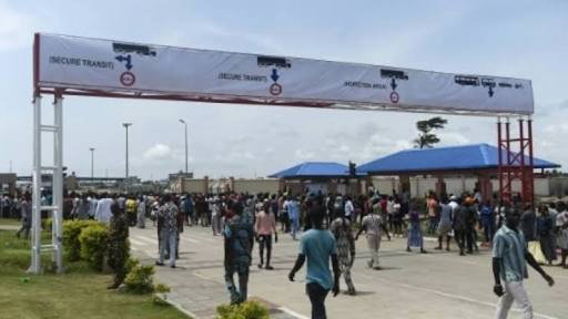 Image result for LAND BORDERS CLOSURE IS HAVING POSITIVE IMPACT - CBN'