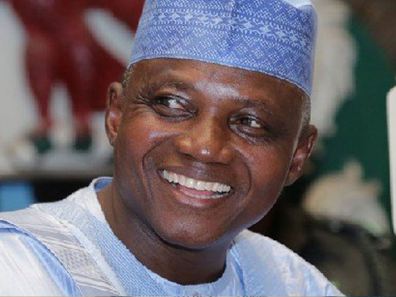 • Senior Special Assistant to the President on Media and Publicity, Mr Garba Shehu