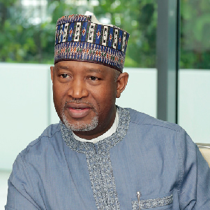 •Minister of State for Transportation Sirika