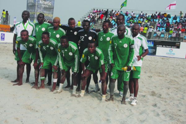 Super Sand Eagles.