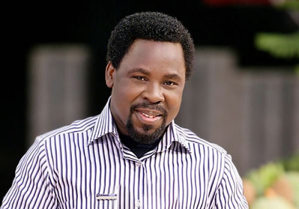 TB Joshua converts controversial South African pastor who fed snakes to followers