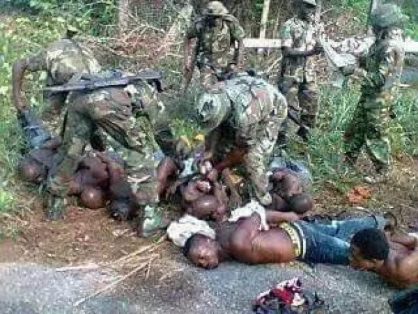 Nigerian Nationals in USA condemn Nigerian Army's alleged barbarism in South-East