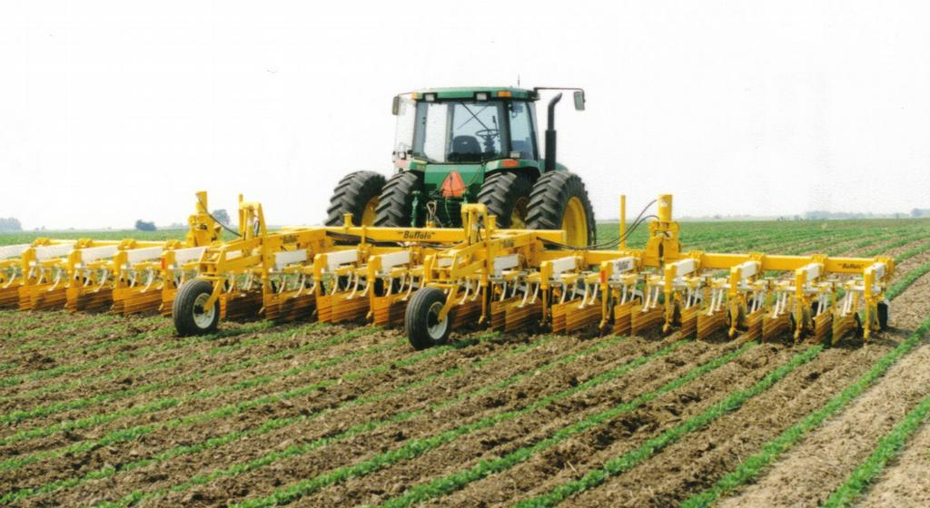 •Tractors for mechanised farming