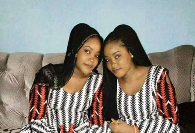 •The twins, Hassana and Hussaina