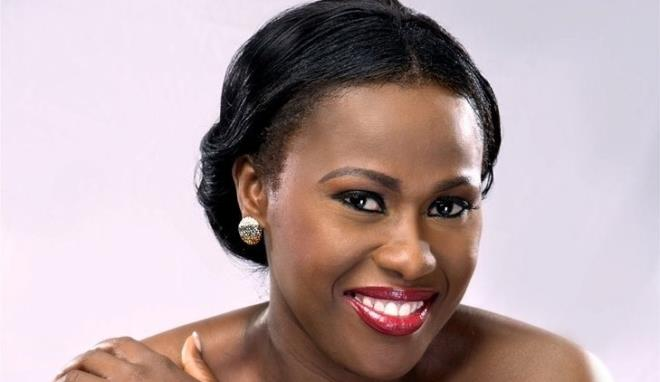 •Nollywood diva Uche Jombo