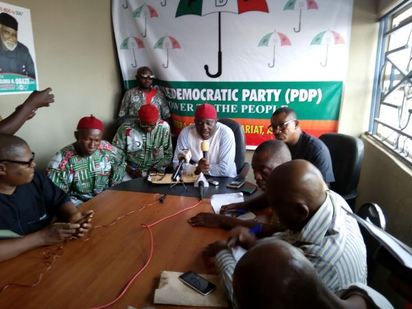 Anambra PDP to conduct re-run congresses in 6 LGs