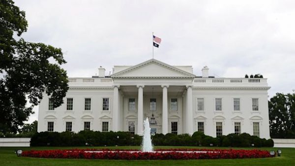 •The White House.