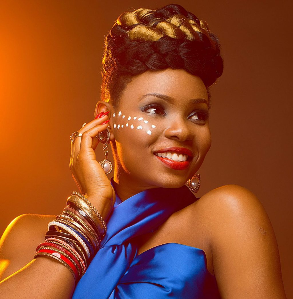 Yemi Alade makes history, hits 1m YouTube subscribers