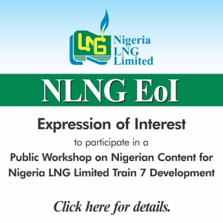 NLNG Expression of Interest banner