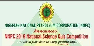 NNPC 2019 National Science Quiz Competition