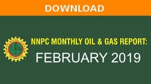 NNPC Financial reports February 2019